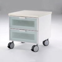 Office Furniture 2 drawer Cabinet