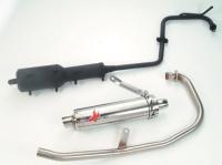 機車排氣管