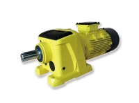 R-Series Helical Gear Speed Reducer