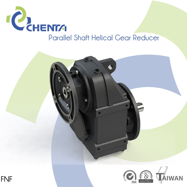 Parallel Shaft Helical Gear Reducer