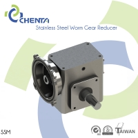 Stainless Steel Worm Gear Reducer