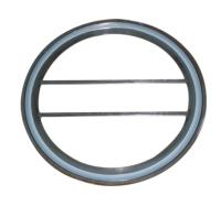 熱交換器用-渦卷形密合墊
