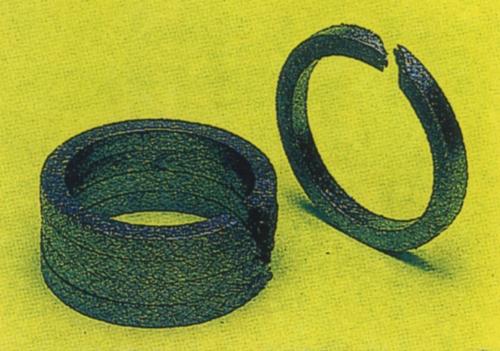 膨脹石墨盤根壓環