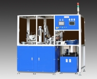 Oil Seal Trimming, Spring Loading and Dimension Measuring Machine