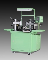 Large-size roller press type oil seal, packing trimming Machine
