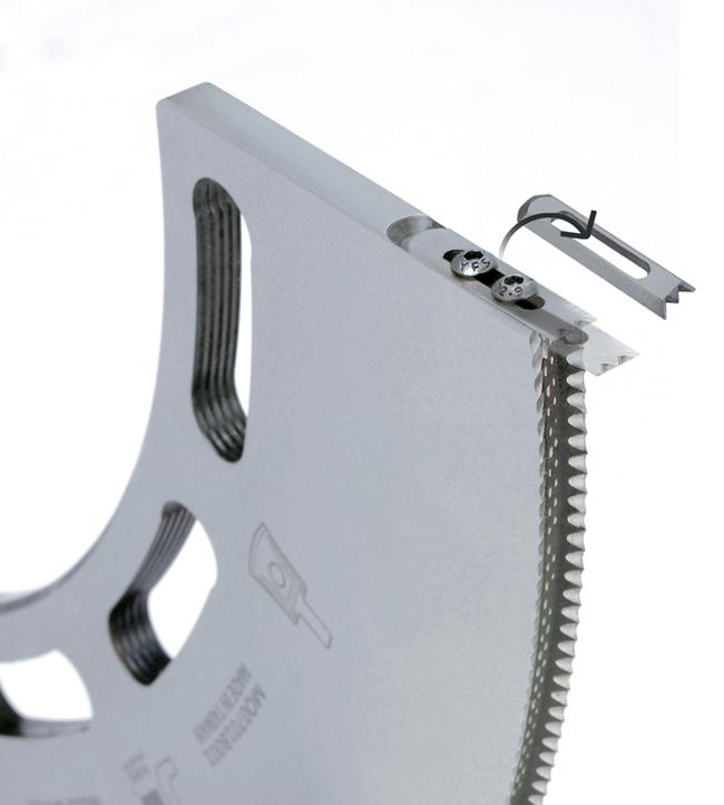 印刷开槽用刀