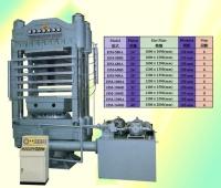 橡胶成型热压机