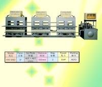 Rubber Sponge Sole Auto Hydraulic Press