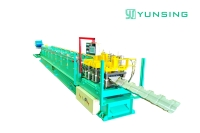 Ridge Capping Roll Forming Machine