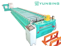 Corrugated Steel Panel Roll Forming Machine