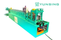 C-Purlin Roll Forming Machine