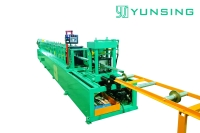 Z-Purlin Roll Forming Machine