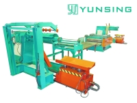 Automatic Shearing & Slitting Line