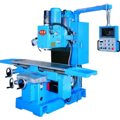 Bed Type Heavy Duty Vertical Milling Machine