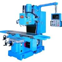 Bed Type Heavy Duty Vertical Milling Machine