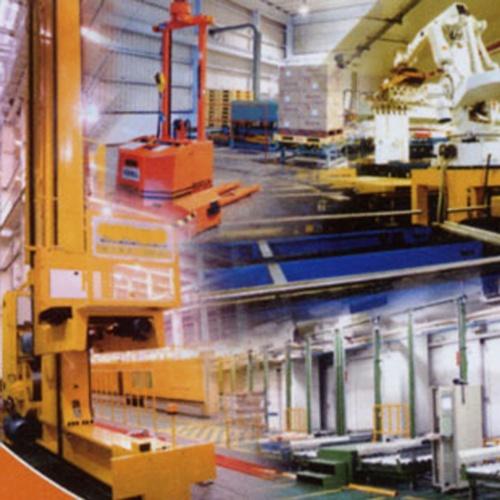 自动化仓储及物流系统