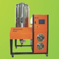 Dehumidifying And Infrared Ray Dryer