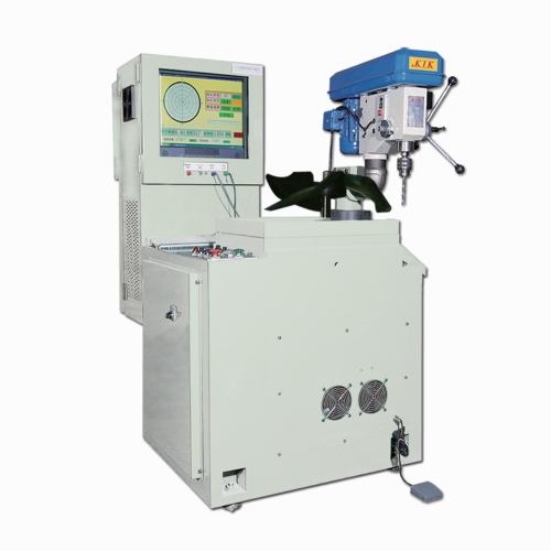 Digital Micro-computerized Vertical Balancing Machine