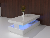 Cens.com COFFEE TABLE W/LED A'DESIGN HOME PRODUCT INC.
