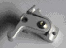 Hot Start Lever, CNC machined