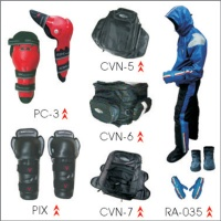 Tank Bag / Raincoat / Accessories