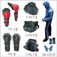 Tank Bag / Raincoat / Accessories