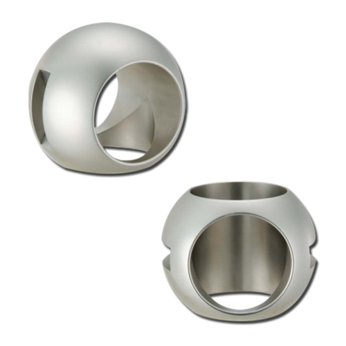 Double-slotted T-type Steel Balls