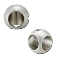 L-type Steel Balls (spherical ext./flat int.)