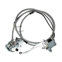 Assembly of Hydraulic Brake