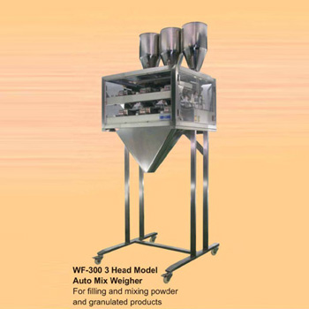 YS-300 PE Film Auto V/F/F/S Packaging Machine