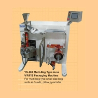 Cens.com YS-200 Multi-Bag Type Auto  V/F/F/S Packaging Machine YIH-SHIN PACKAGING MACHINERY CO.