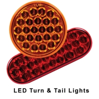 Cens.com LED Turn & Tail Lights SUNLIGHT TOWING INC.