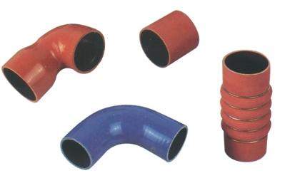 Silicone Fluorine Rubber Hose