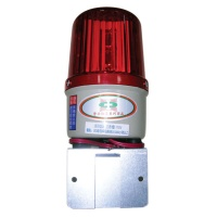 Rotating LED Warning Lights