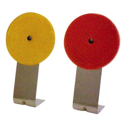 L08 L-Shaped Base Reflective Marker