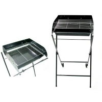 Vertical Folding BBQ (Patented)