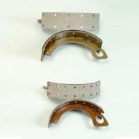 Brake Linings-FUSO 320 V6/355 Hand Brakes;14.5T/CW520/ISUZU 341 Hand Brakes Rivets