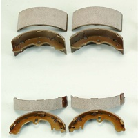 Brake Linings-ISUZU ELF3.5T/NKR 4.7T 6W R;COROLLA 1.6/1.8 EXSIOR 1.6/2.0R