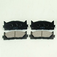 Brake Linings-NEW CAMRY 2.0 06