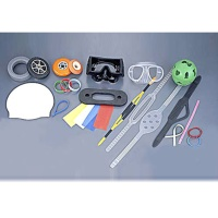 Exercise equipment, Stationery, Ornament Rubber and Silicone Parts