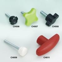 塑膠頭螺絲、旋鈕、手栓