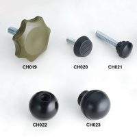 Hand Knobs. Screws.    Plastic Knobs. Bolts. Nuts. Fasteners