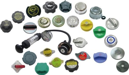 Radiator Cap/Fuel Cap/Oil Cap