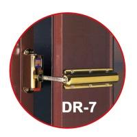 門鎖, 安全鎖扣, 推射窗專用鎖