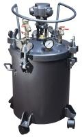 Pressure Tank with automatic agitator
