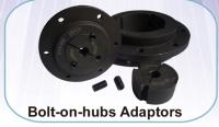 Bolt-on-hubs Adaptors