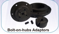 Bolt-on-hubs Adaptors