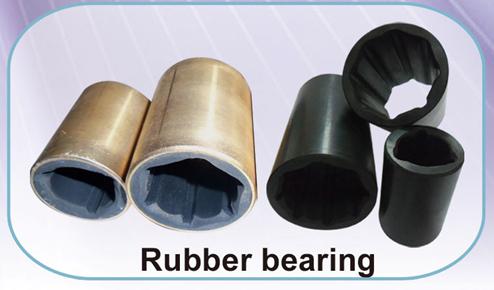 Rubber bearing