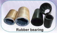 Rubber bearing