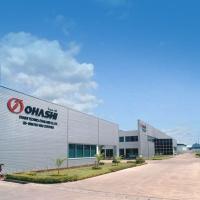 OHASHI公司在工業區內的廠房